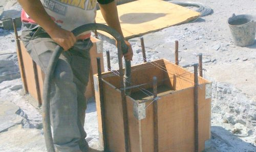 How to select the suitable vibrator for concrete