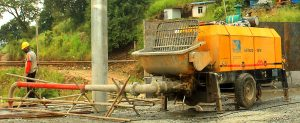 How to select a suitable concrete pump for your work