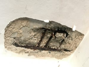 Reinforcement corrosion in concrete