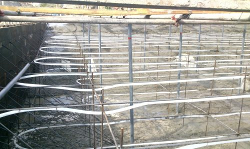 How to manage heat of hydration in concrete
